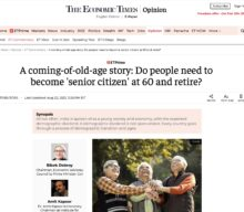 A Coming of Old Age Story