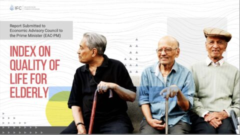 Report on Index on Quality of Life for Elderly